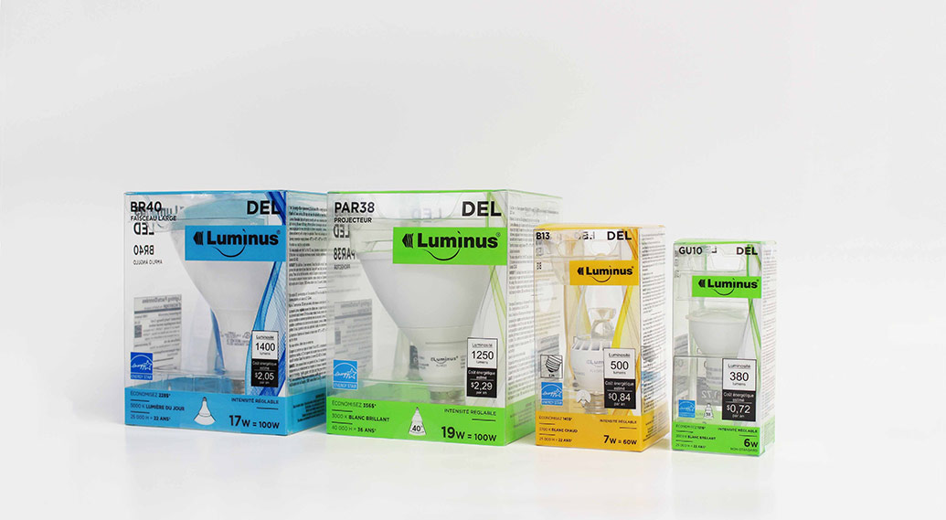 Luminus Led Light Bulbs